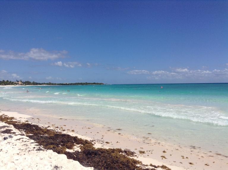 spiaggia-xphua-messico-mare