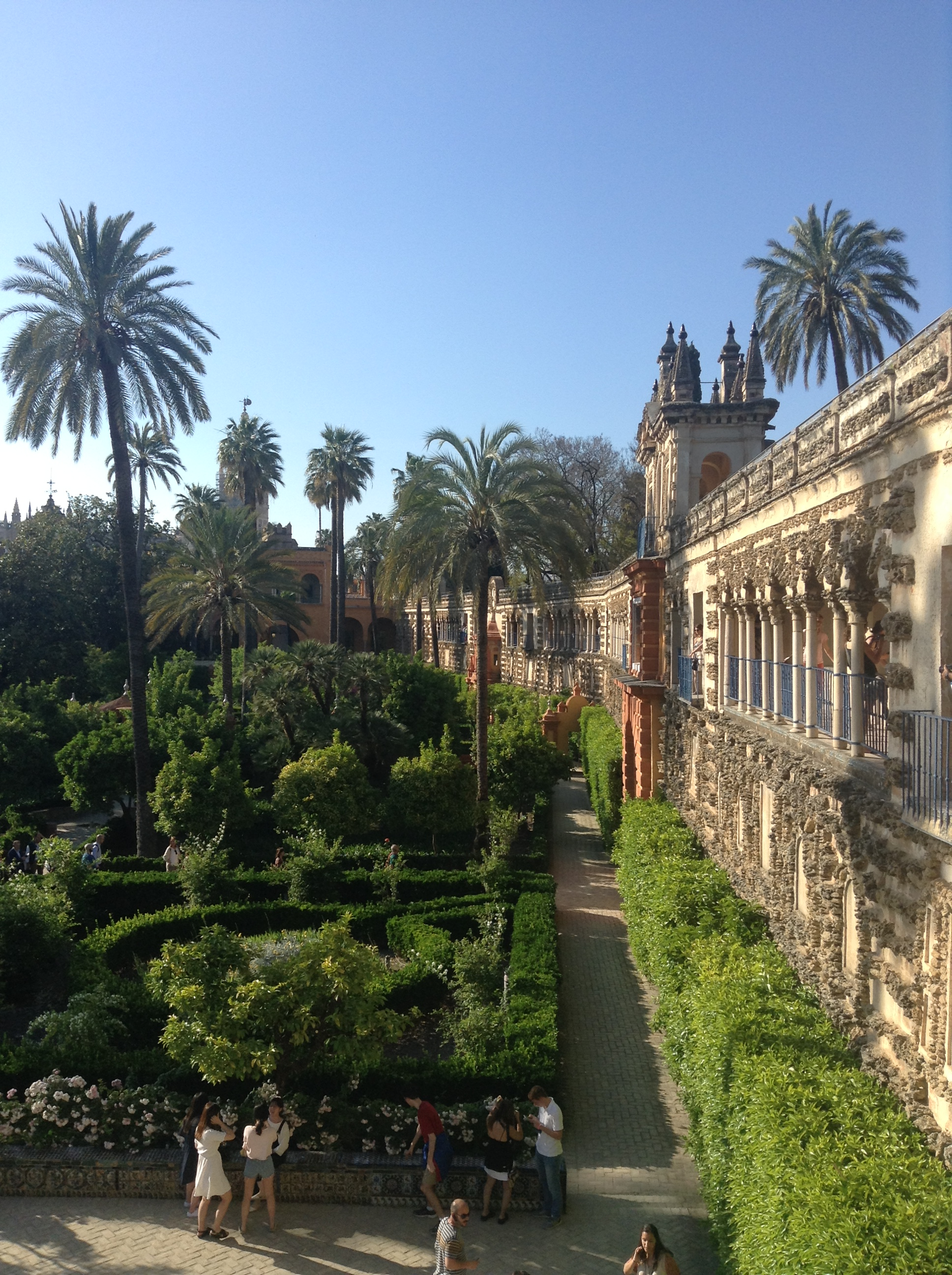 giardini-real-alcázar-siviglia