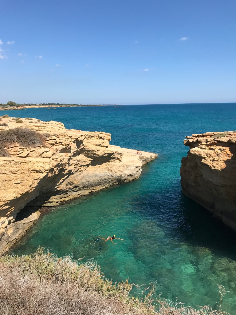 snorkeling-spiaggia-marchesa-pineta-gelsomineto-siracusa