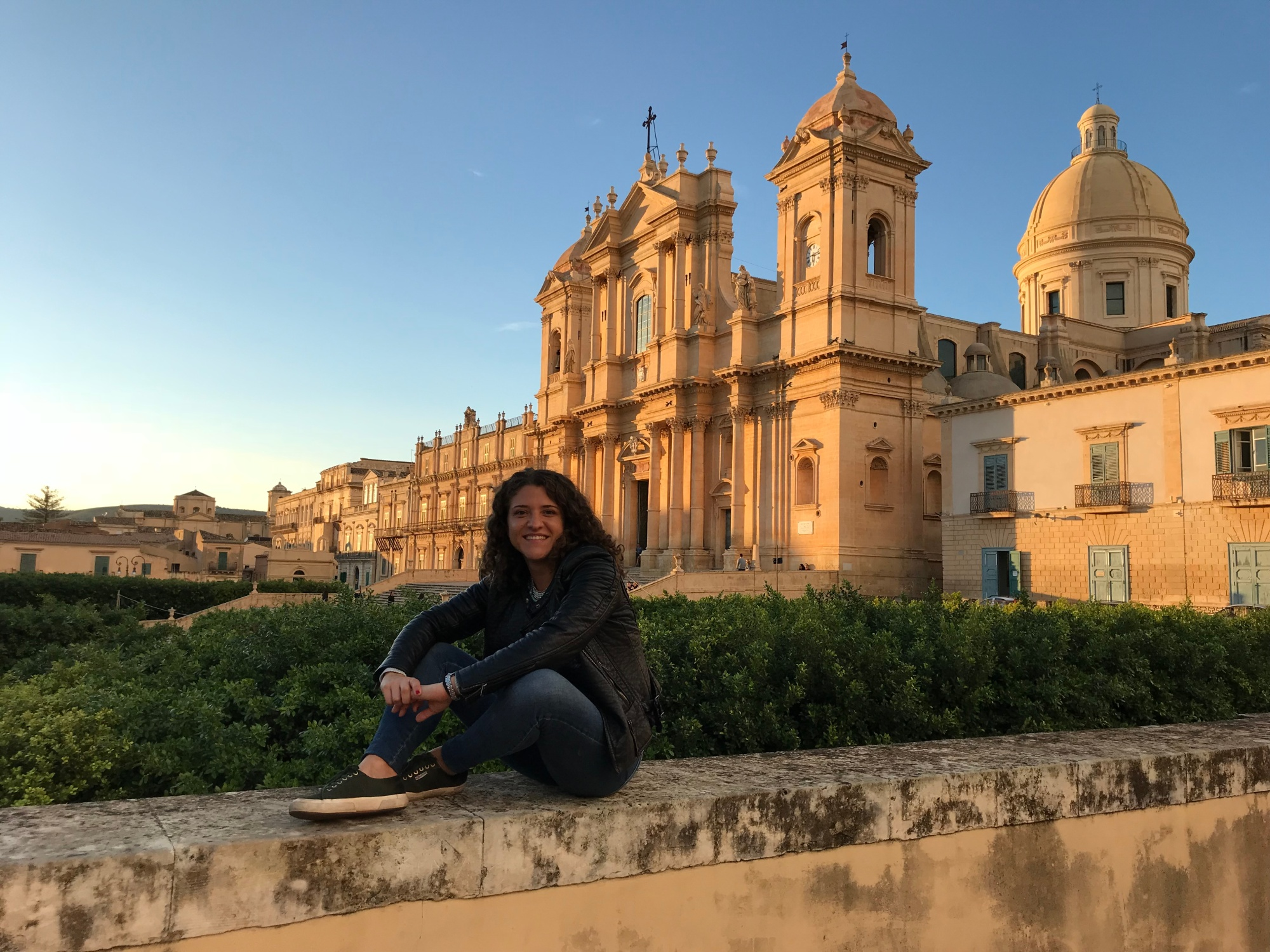luce-cattedrale-noto-tramonto