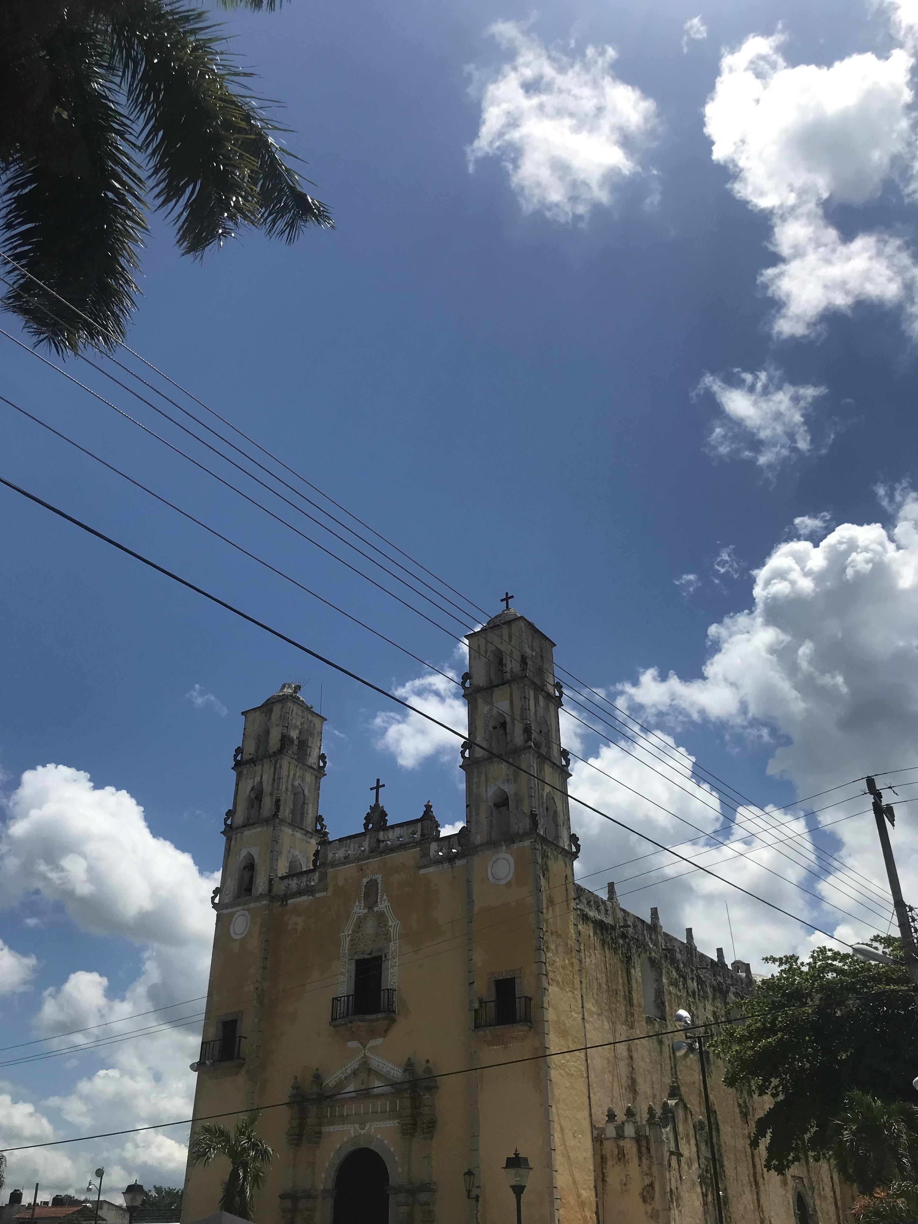 chiesa-chemax-yucatán-messico