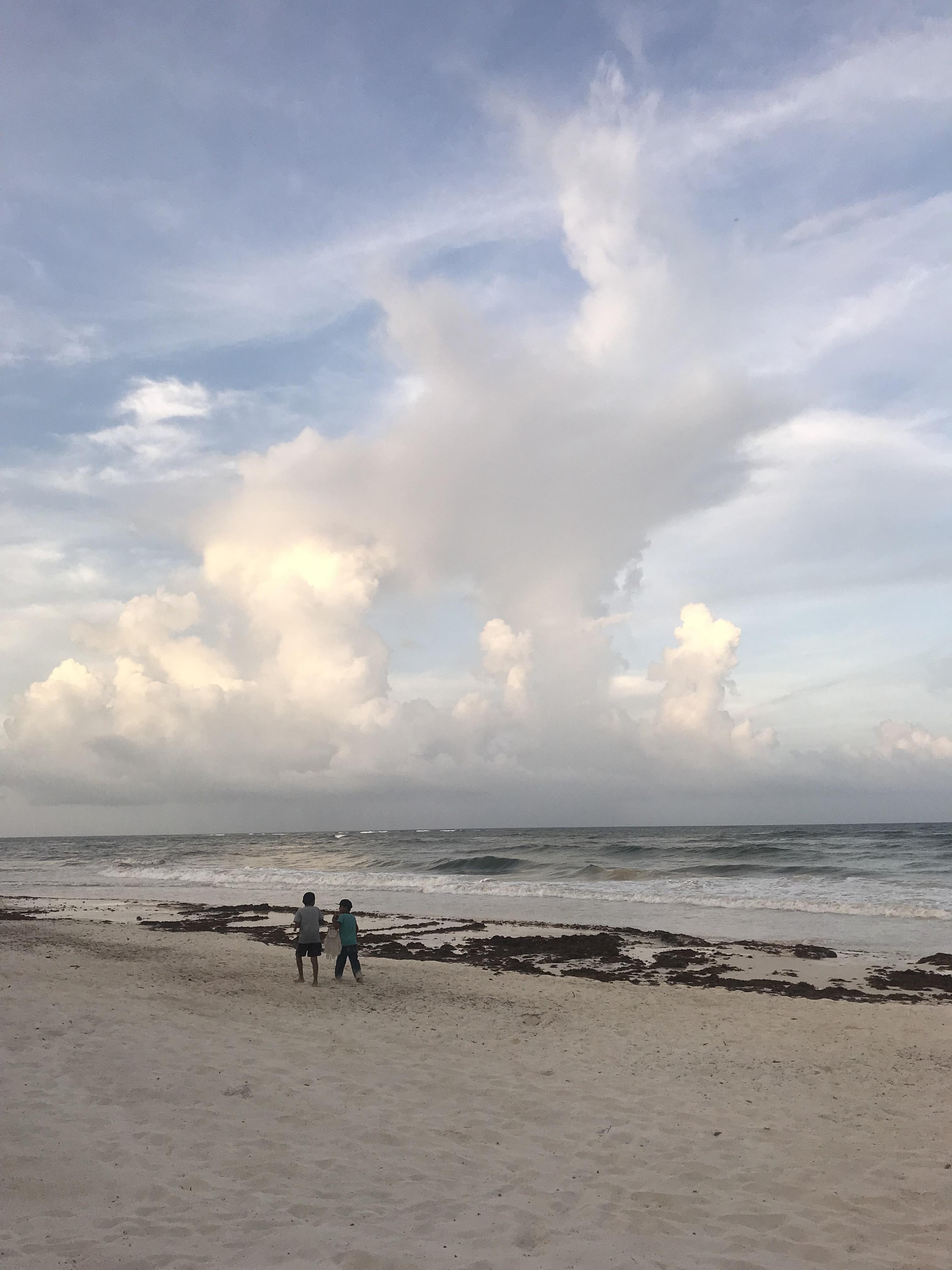 spiaggia-tulum-tramonto-tulum-quintana-roo-messico