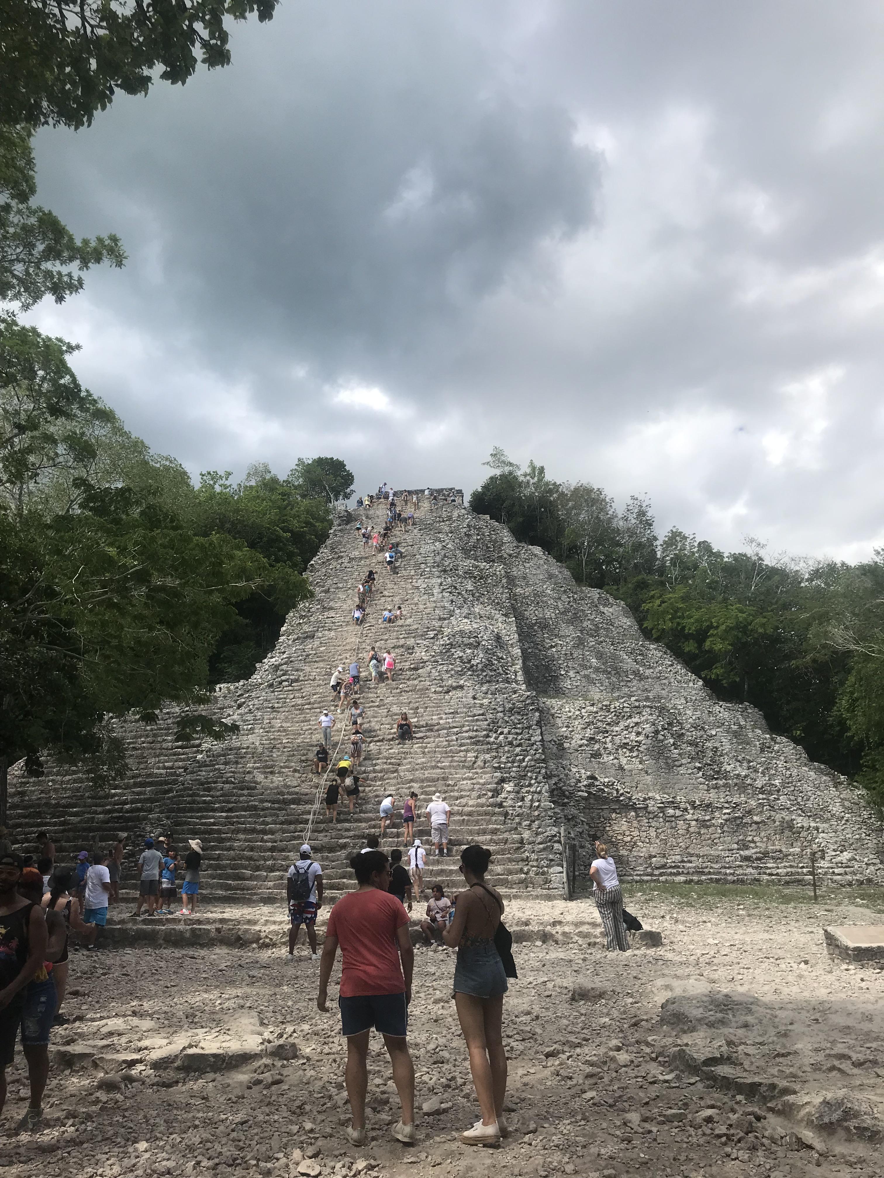 piramide-nohoch-mul-cobá-quintana-roo-messico