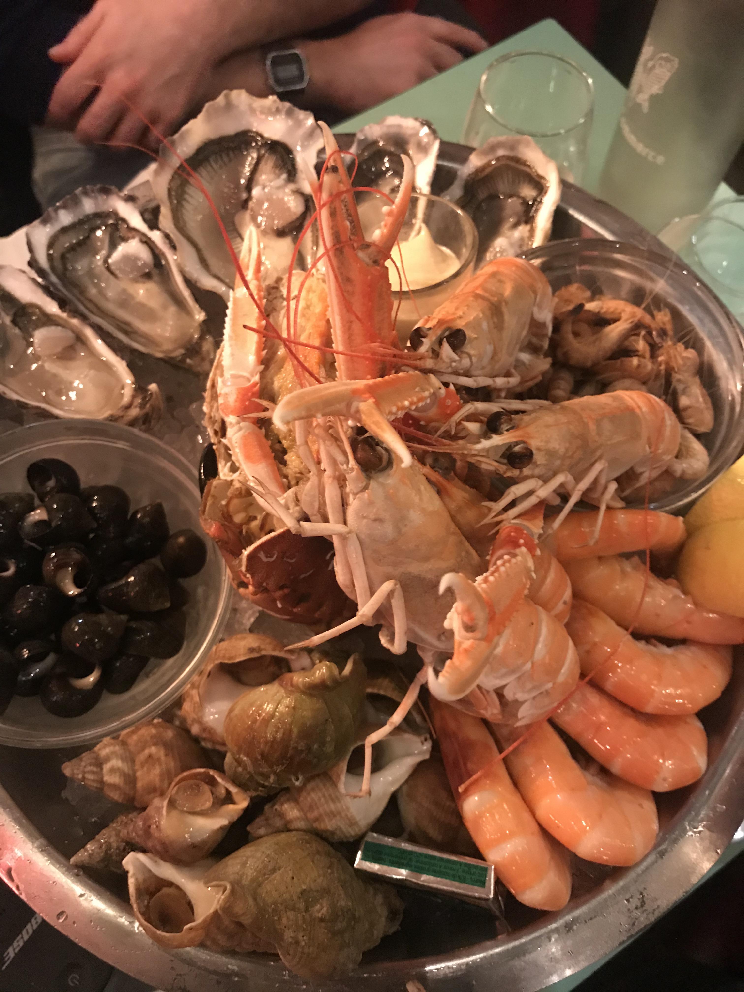 piatto-frutti-mare-ristorante-le-petit-commerce-bordeaux