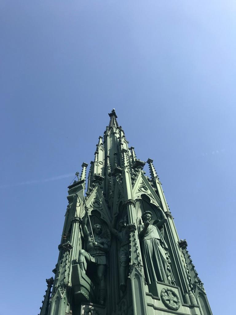 nationaldenkmal-befreiungskriege-viktoriapark-berlino