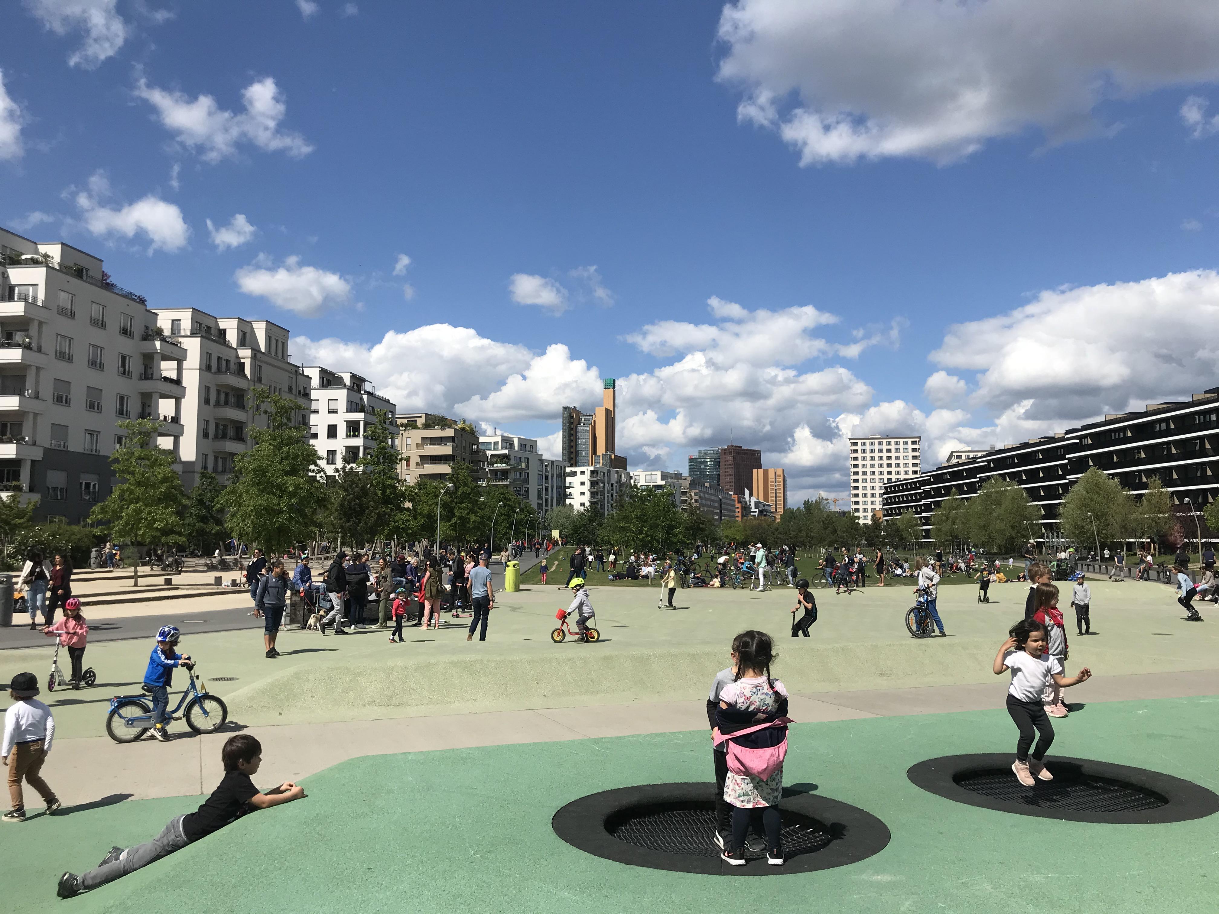 park-am-gleisdreieck-con-i-bambini-berlino
