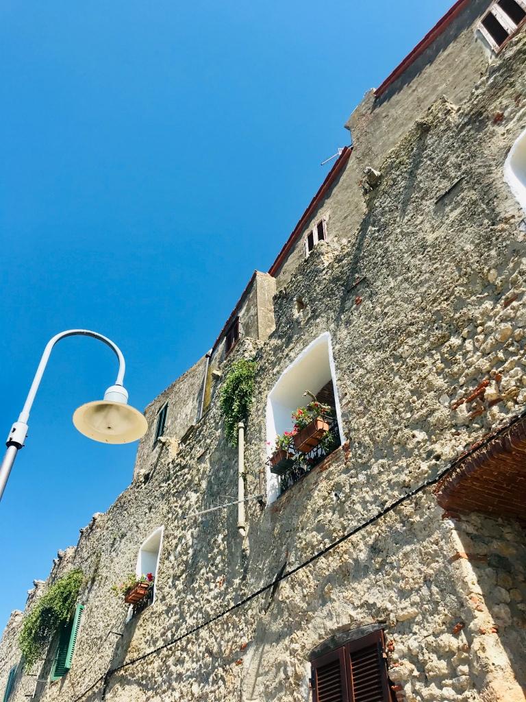 Dettagli di questo splendido borgo - Capalbio, Toscana, Italia
