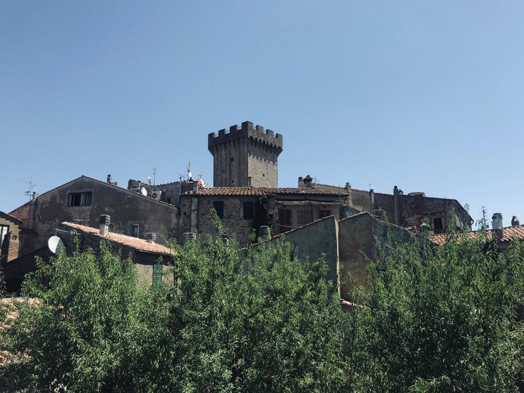 La Rocca Aldobrandesca - Capalbio, Toscana, Italia