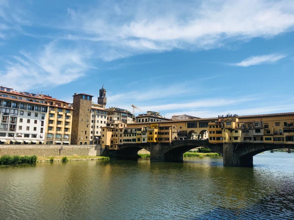 Il Ponte Vecchio - Firenze, Toscana, Italia
