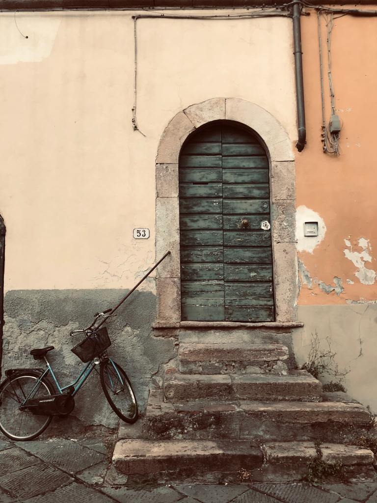 Punti romantici di questa bellissima città - Lucca, Toscana, Italia