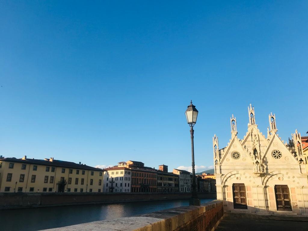 La Chiesa di Santa Maria della Spina - Pisa, Toscana, Italia