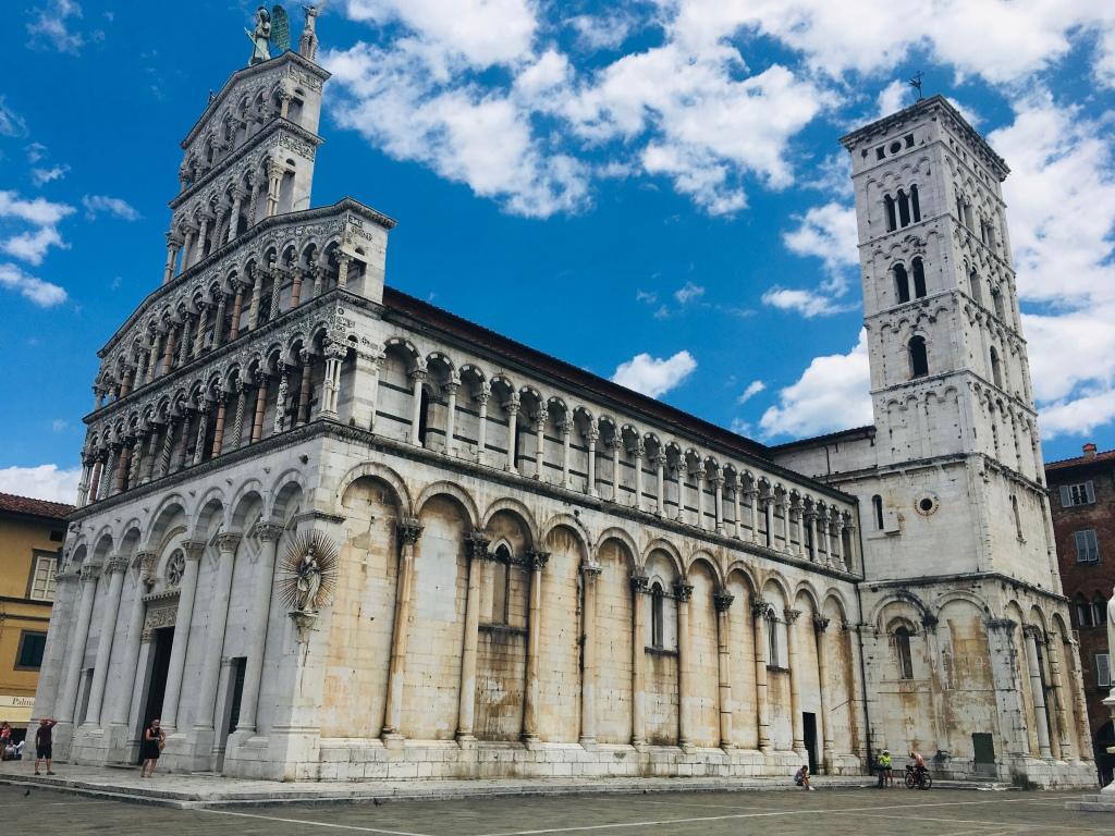 La Chiesa di San Michele in Foro - Lucca, Toscana, Italia