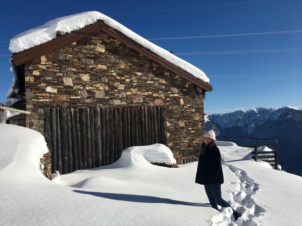 Foto ricordo a Monterecchio - Val Veddasca, Lombardia, Italia
