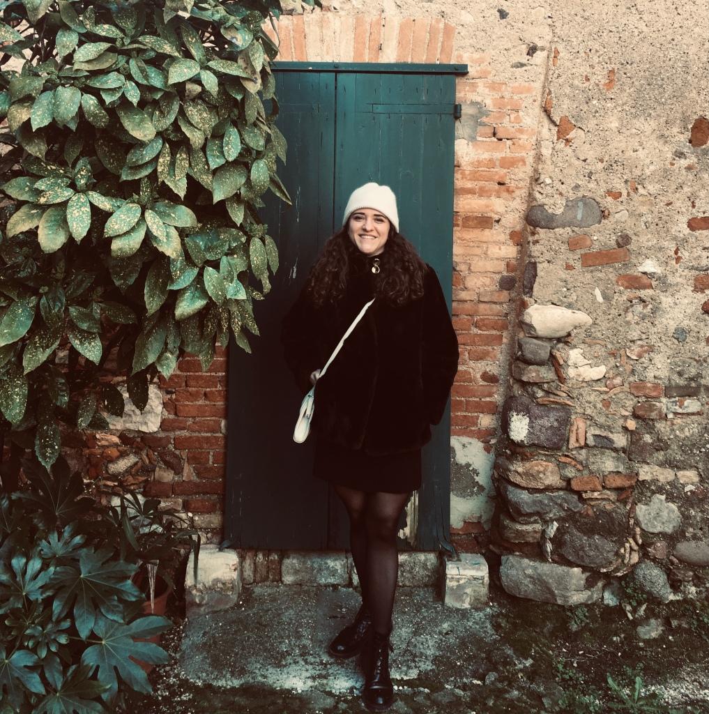 Quelle mura in sasso e le porte verdi - Castellaro Agusello, Lombardia, Italia