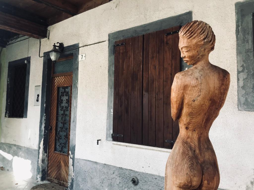 Borgo d'arte - Arcumeggia, Varese, Italia