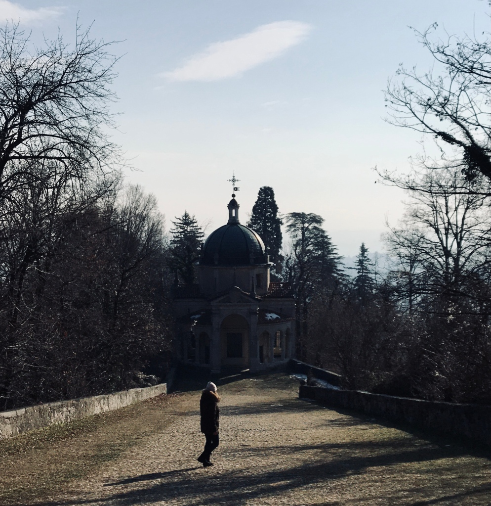 Il Viale delle Cappelle - Sacro Monte di Varese, Varese, Italia