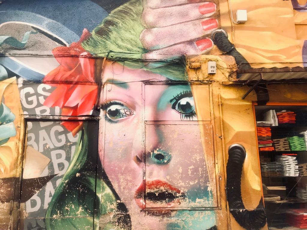 La street art ateniese lascia davvero a bocca aperta - Atene, Grecia