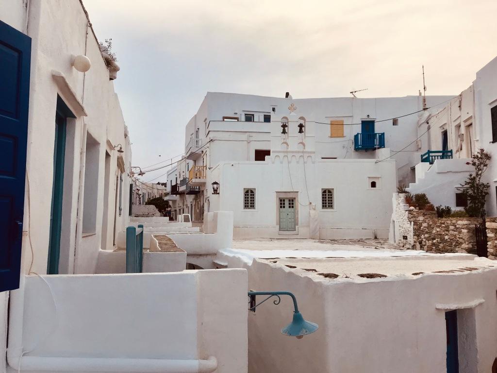 Kastro, splendida anche a cielo coperto - Sifnos, Isole Cicladi, Grecia